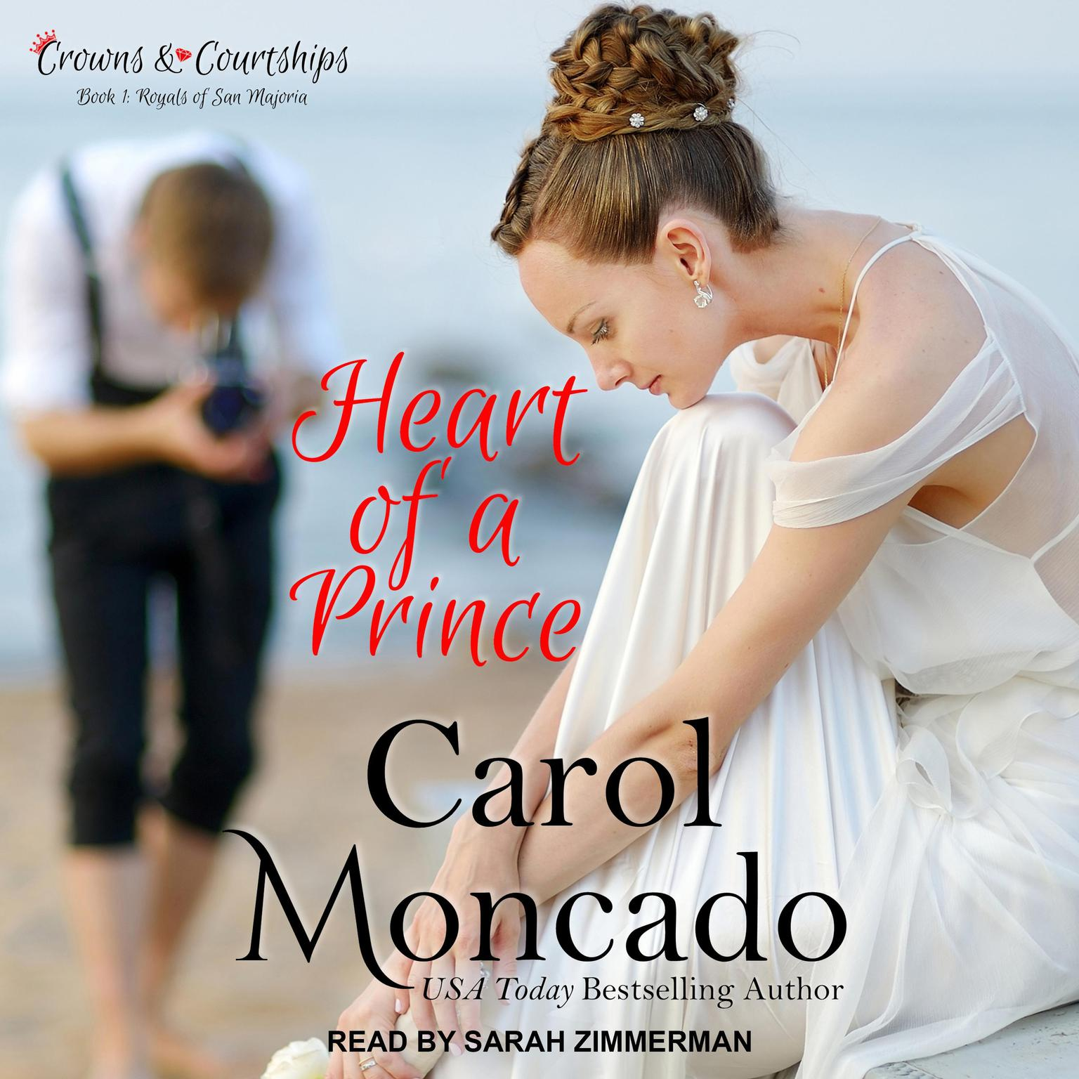 Printable Heart of a Prince Audiobook Cover Art