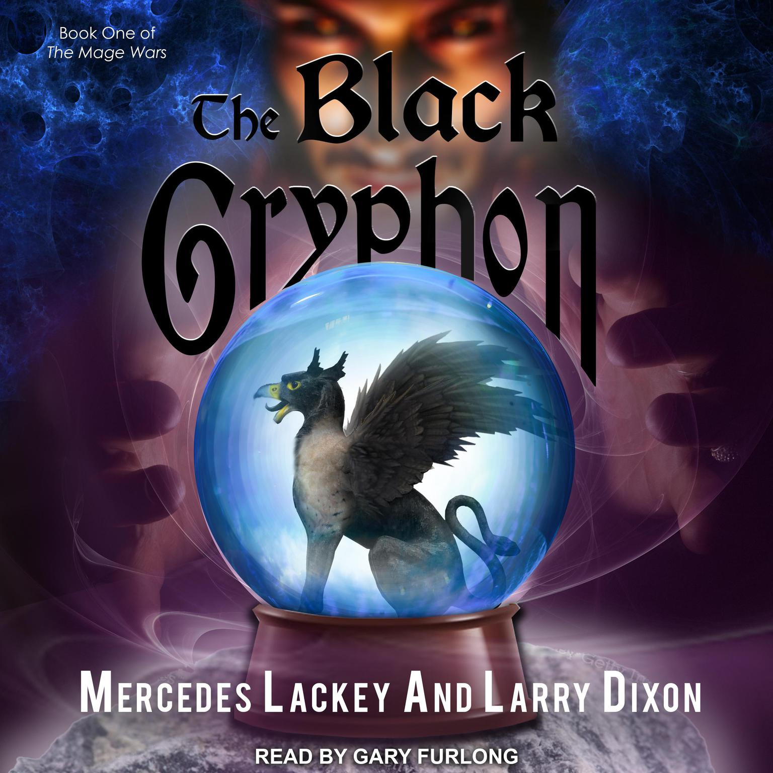 Printable The Black Gryphon  Audiobook Cover Art