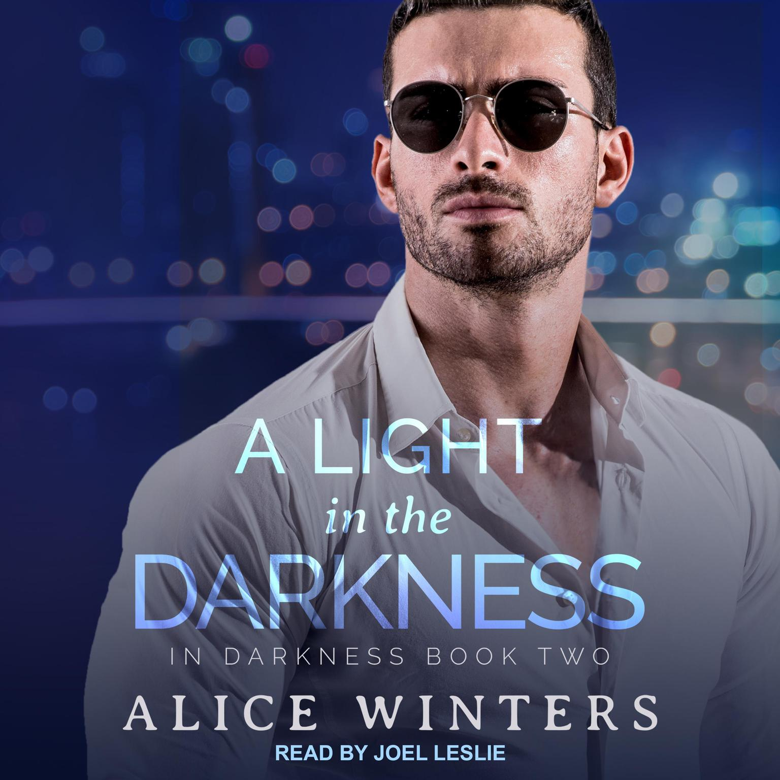 Printable A Light in the Darkness Audiobook Cover Art