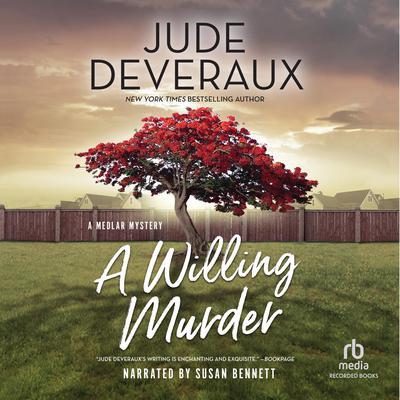 A Willing Murder Audiobook, by Jude Deveraux