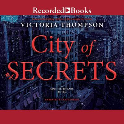 City of Secrets Audiobook, by Victoria Thompson