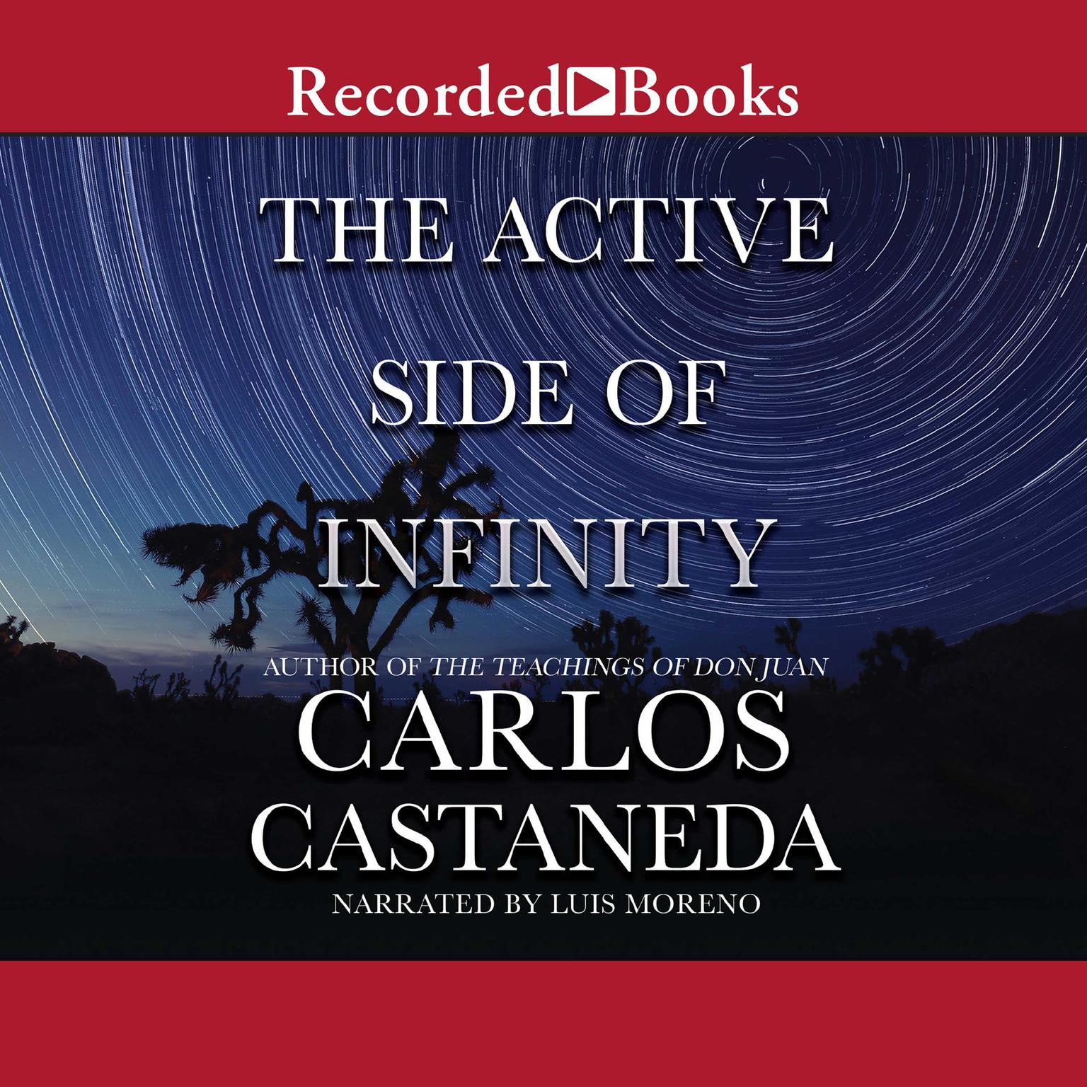 Printable The Active Side of Infinity Audiobook Cover Art