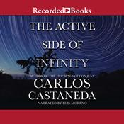 The Active Side of Infinity Audiobook, by Carlos Castaneda|