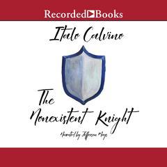 The Nonexistent Knight Audiobook, by Italo Calvino