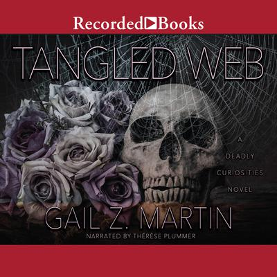 Tangled Web Audiobook, by Gail Z. Martin