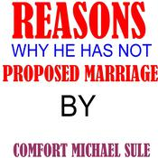 Reasons Why He Has Not Proposed Marriage Audiobook, by Author Info Added Soon