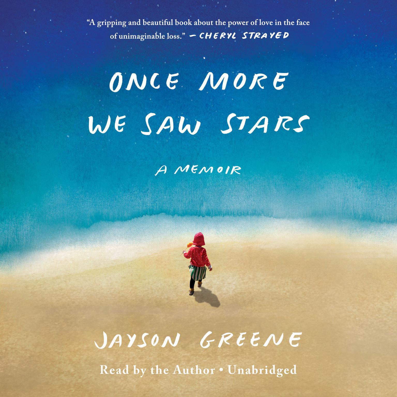 Printable Once More We Saw Stars: A Memoir Audiobook Cover Art