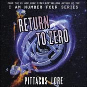 Return to Zero Audiobook, by Pittacus Lore