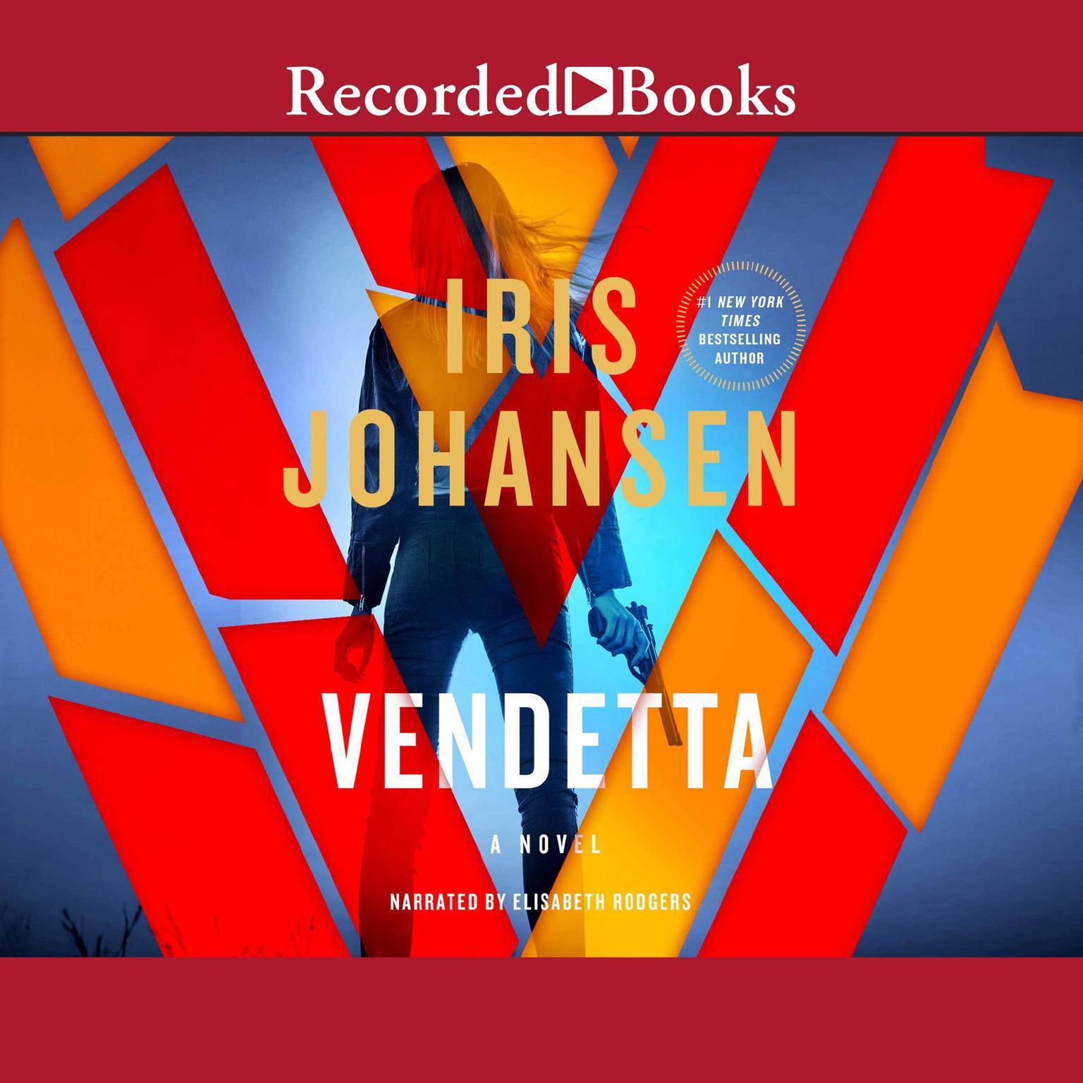 Printable Vendetta Audiobook Cover Art
