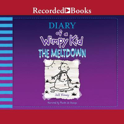 Diary of a Wimpy Kid: The Meltdown Audiobook, by Jeff Kinney