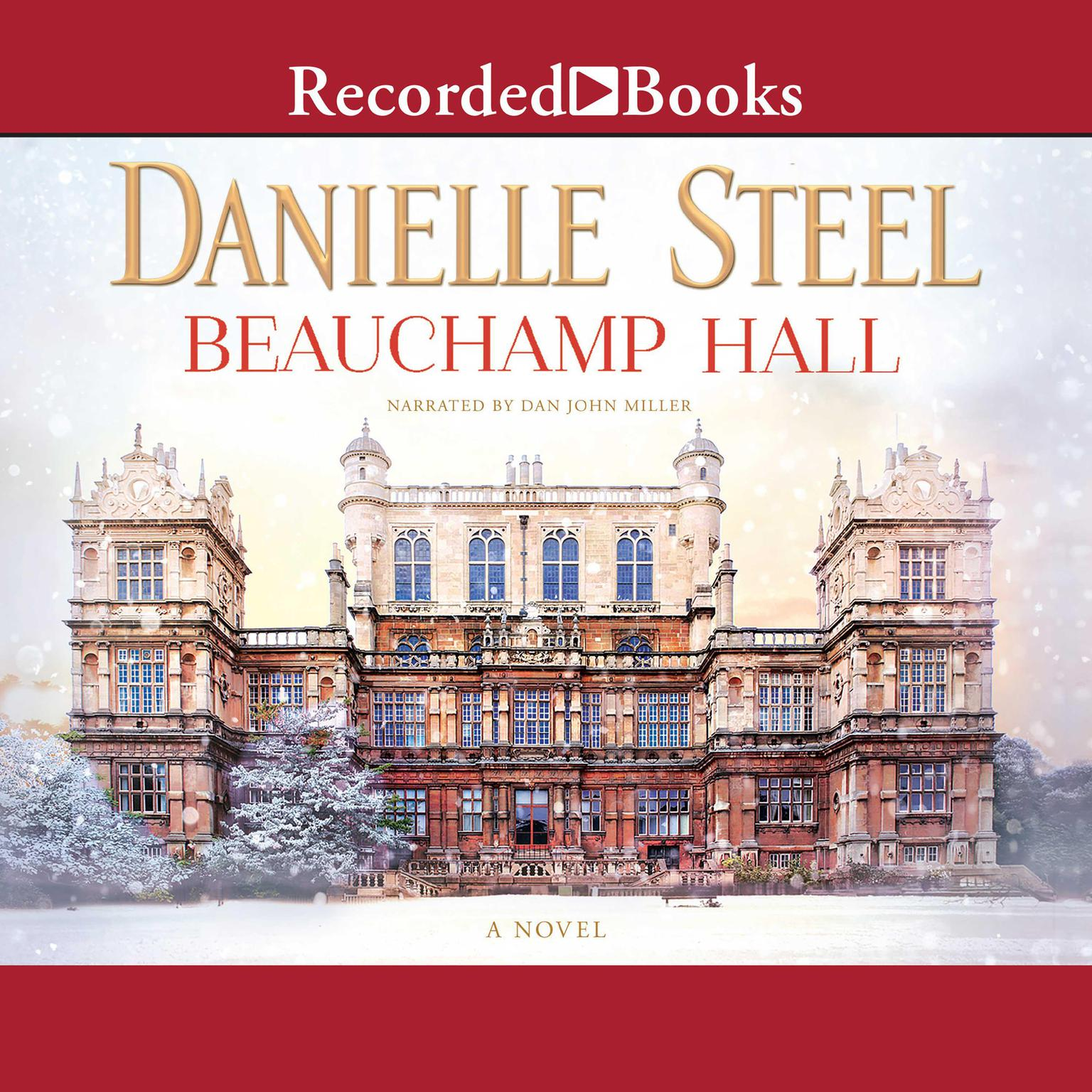 Printable Beauchamp Hall Audiobook Cover Art
