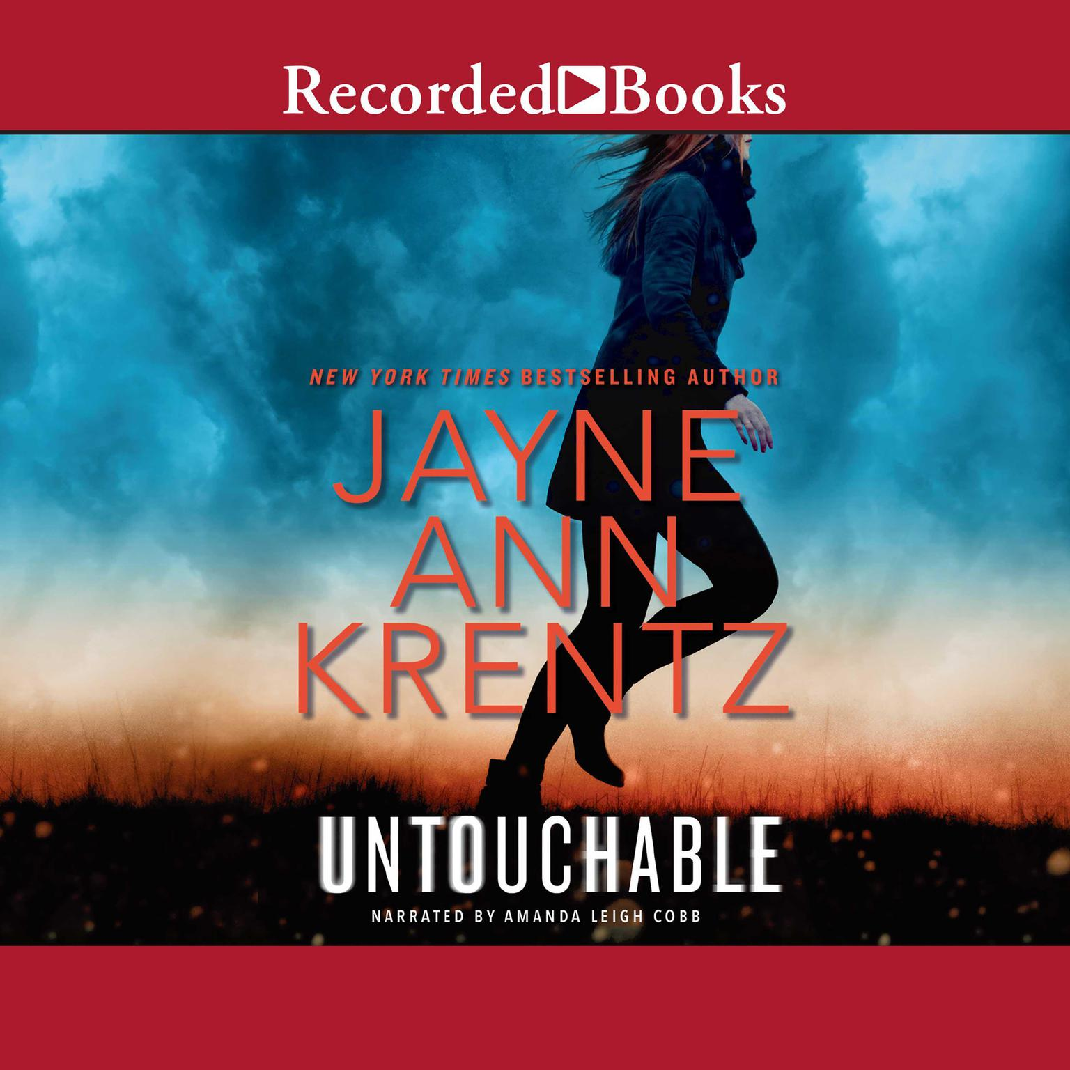 Printable Untouchable Audiobook Cover Art