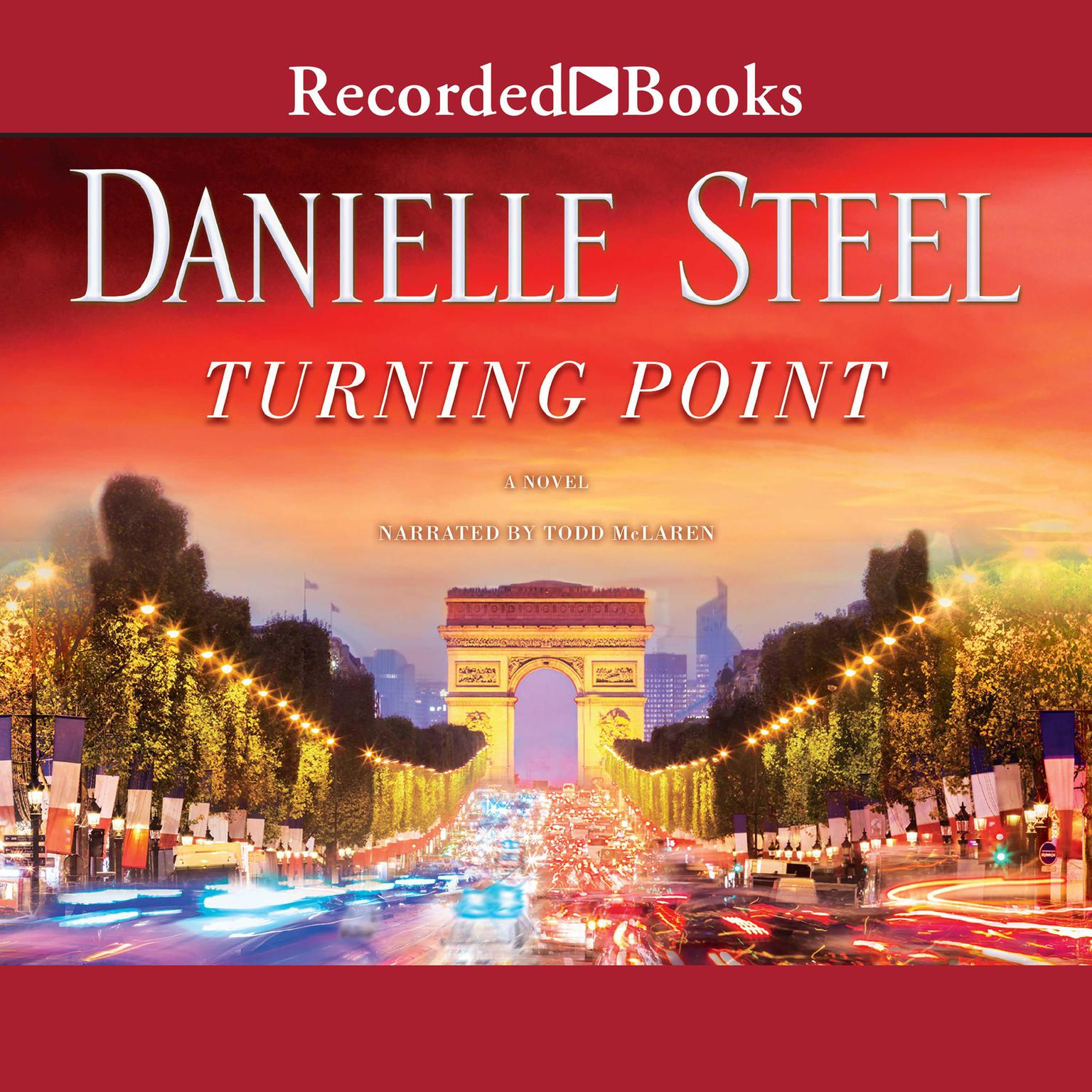 Printable Turning Point Audiobook Cover Art