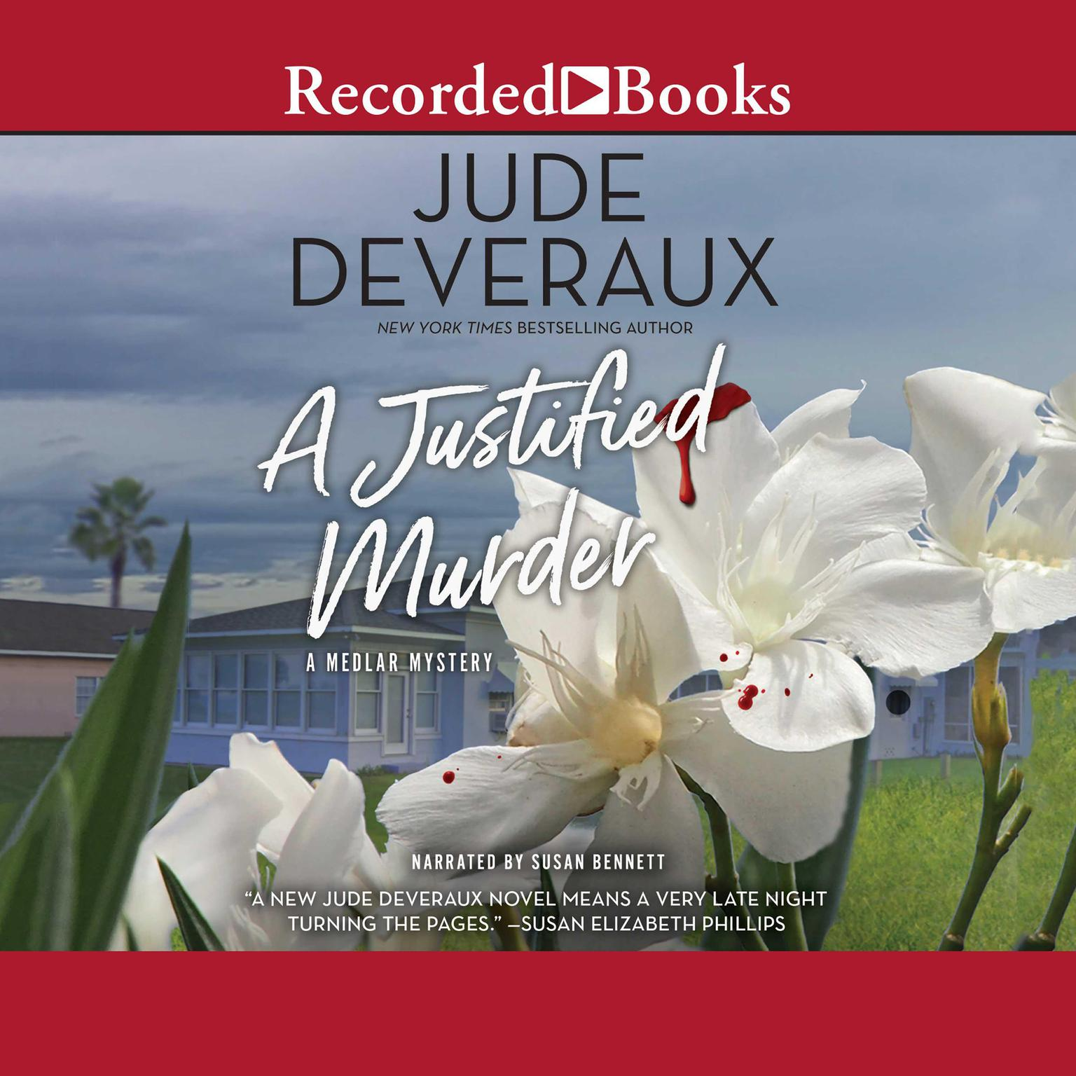 A Justified Murder Audiobook, by Jude Deveraux