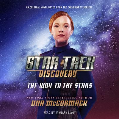 Star Trek: Discovery: The Way to the Stars Audiobook, by Una McCormack