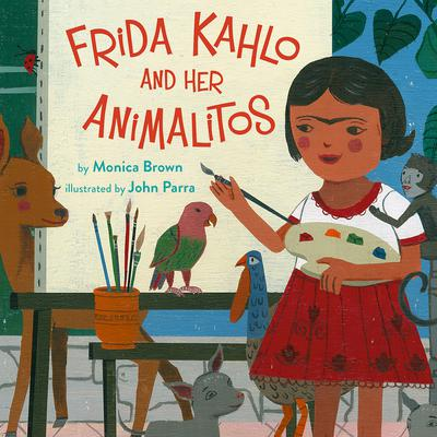 Frida Kahlo and Her Animalitos Audiobook, by Monica Brown