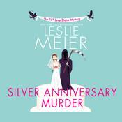 Silver Anniversary Murder Audiobook, by Leslie Meier
