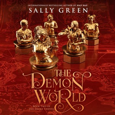 The Demon World Audiobook, by Sally Green