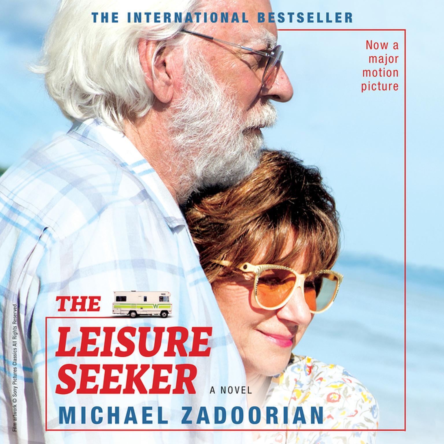 The Leisure Seeker: A Novel Audiobook, by Michael Zadoorian