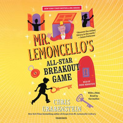 Mr.Lemoncellos All-Star Breakout Game Audiobook, by