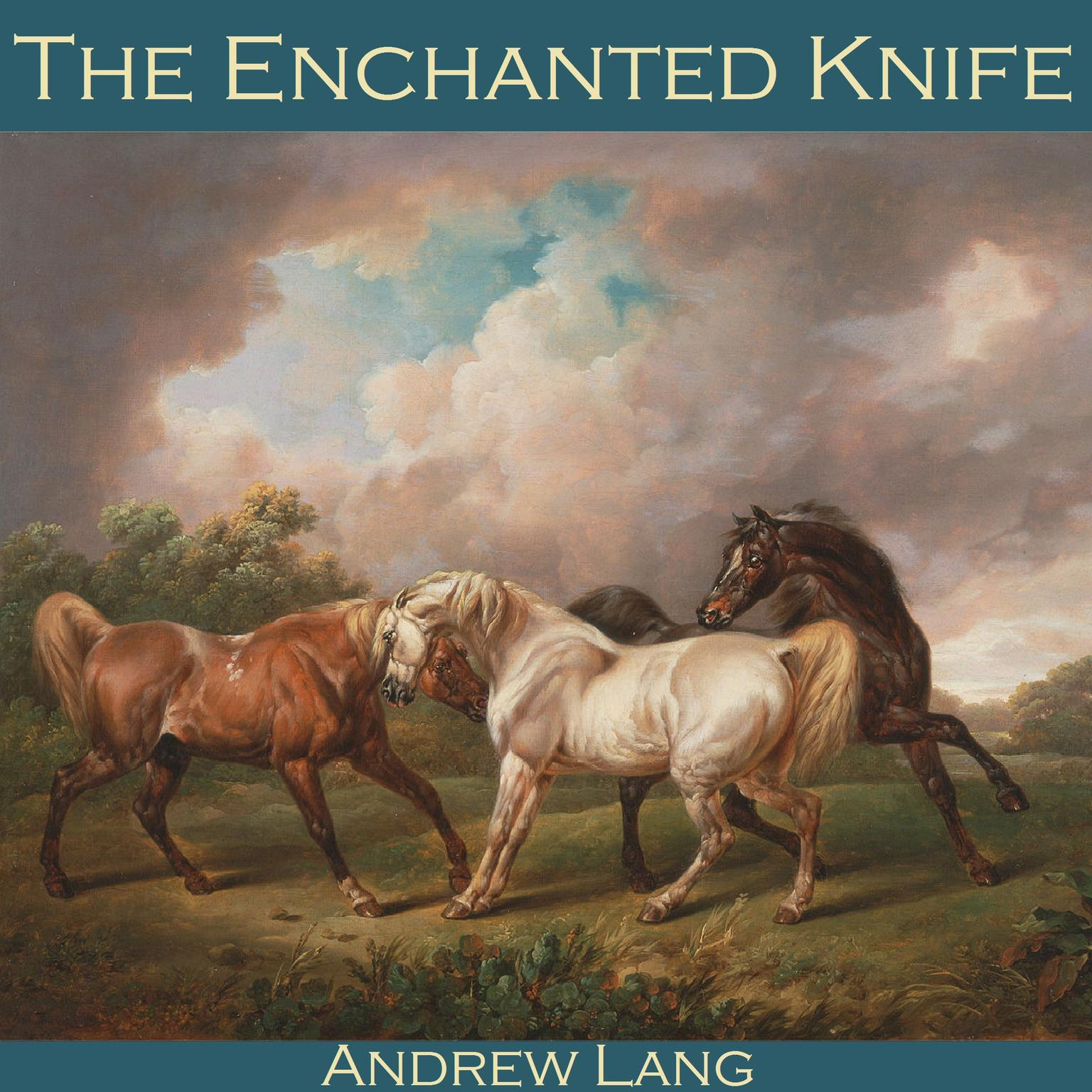 Printable The Enchanted Knife: A Fairy Tale from Serbia Audiobook Cover Art