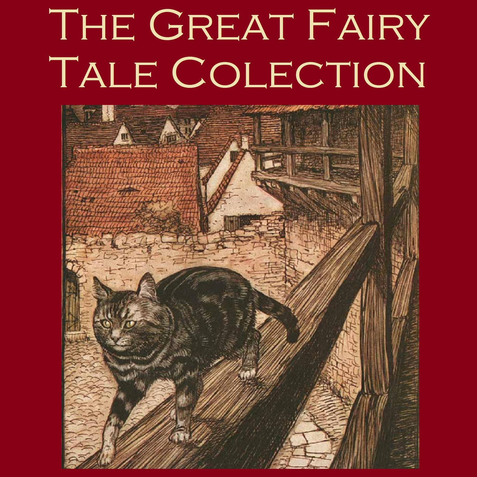 Printable The Great Fairy Tale Collection: Marvellous Tales from around the World Audiobook Cover Art