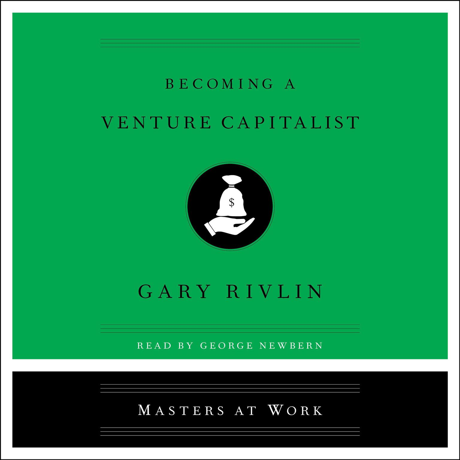 Printable Becoming a Venture Capitalist Audiobook Cover Art