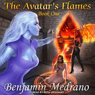 The Avatar's Flames Audiobook, by Benjamin Medrano