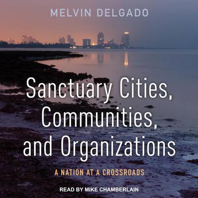 Sanctuary Cities, Communities, and Organizations: A Nation at a Crossroads Audiobook, by Melvin Delgado