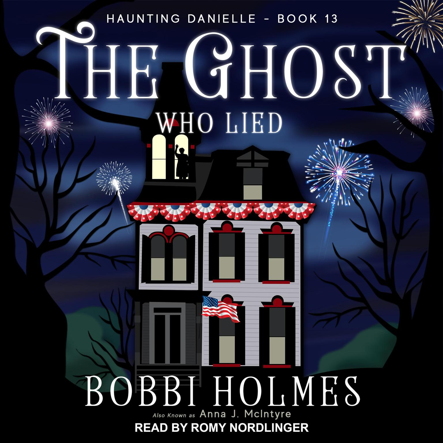 Printable The Ghost Who Lied  Audiobook Cover Art