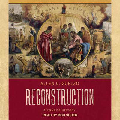 Reconstruction: A Concise History Audiobook, by Allen C. Guelzo