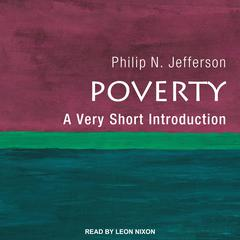 Poverty: A Very Short Introduction Audiobook, by Philip N. Jefferson