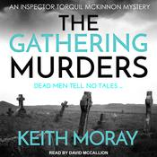The Gathering Murders: Dead men tell no tales … Audiobook, by Author Info Added Soon
