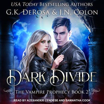 Dark Divide Audiobook, by G.K. DeRosa