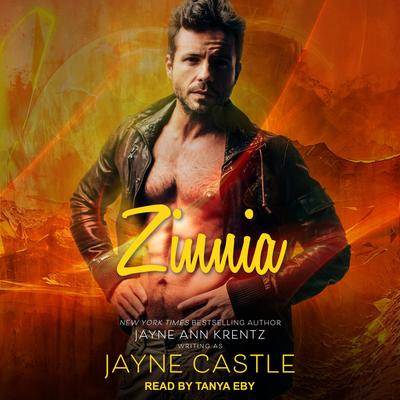 Zinnia Audiobook, by Jayne Castle