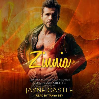 Zinnia Audiobook, by Jayne Castle