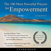 The 100 Most Powerful Prayers for Empowerment Audiobook, by Toby Peterson|