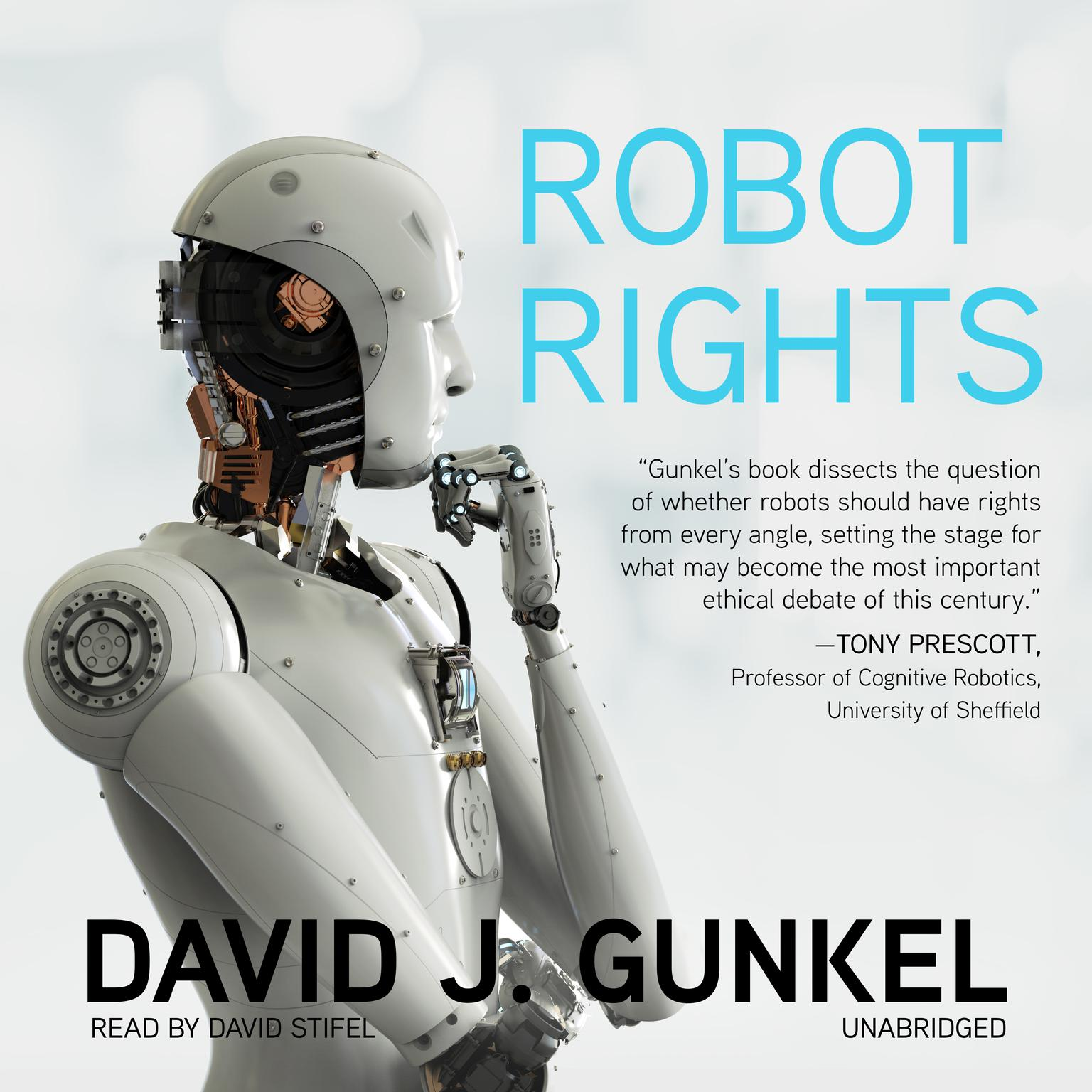 Printable Robot Rights Audiobook Cover Art