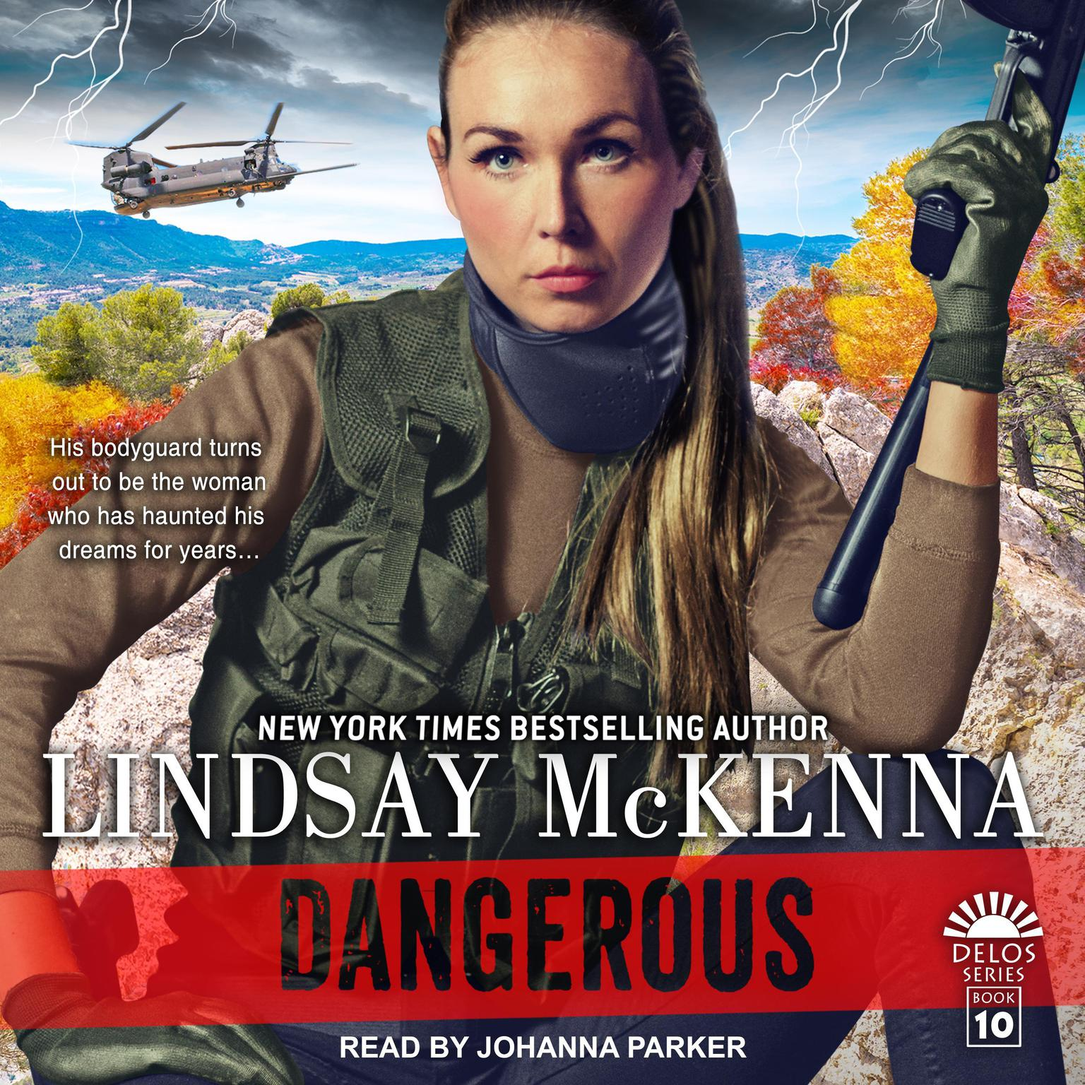 Printable Dangerous Audiobook Cover Art
