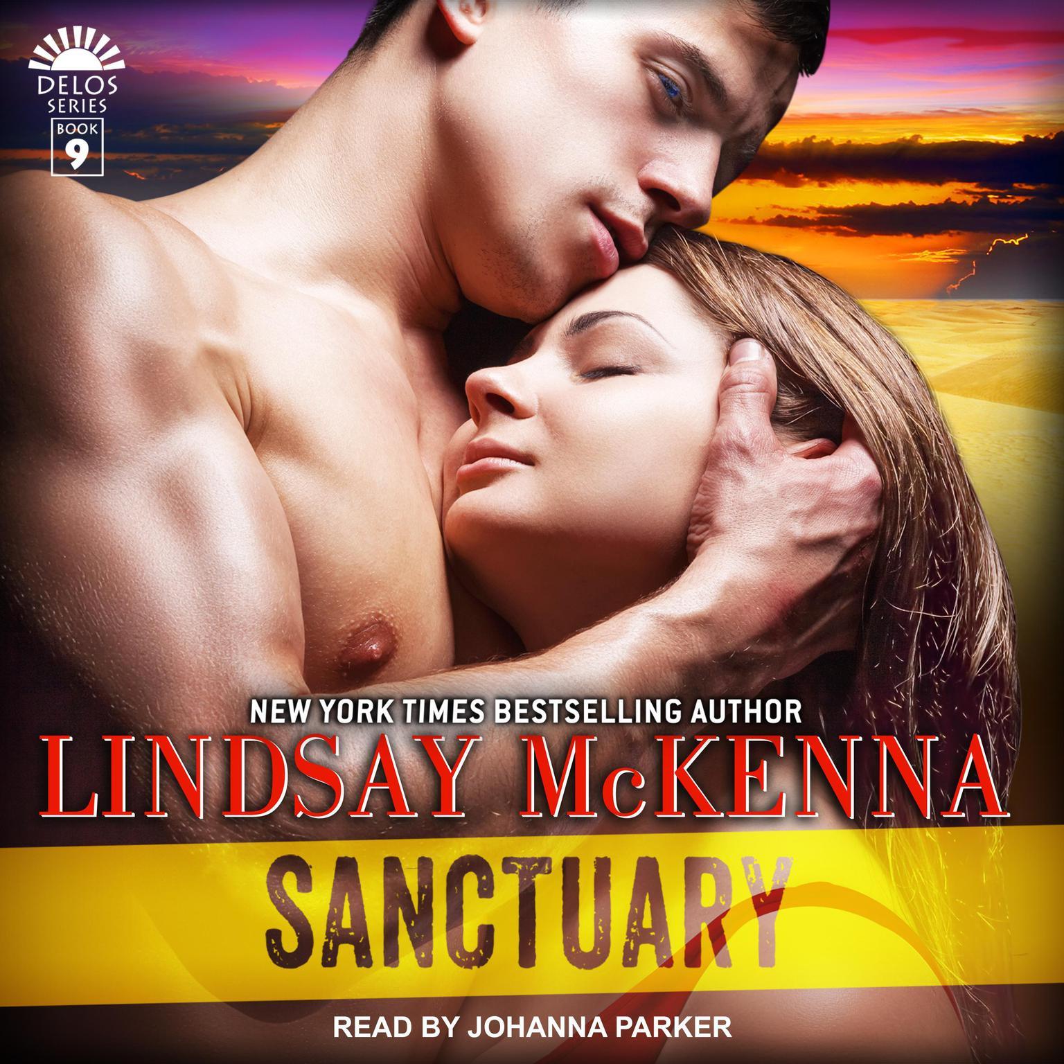 Printable Sanctuary Audiobook Cover Art