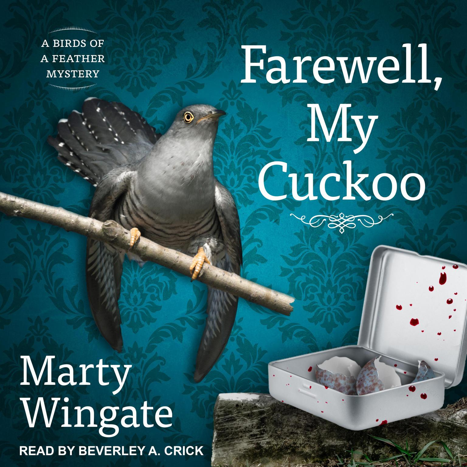 Printable Farewell, My Cuckoo Audiobook Cover Art