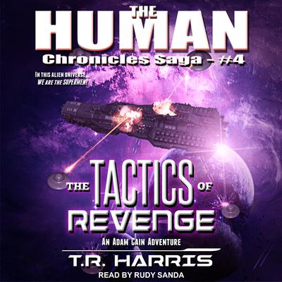 The Tactics of Revenge Audiobook, by T.R. Harris