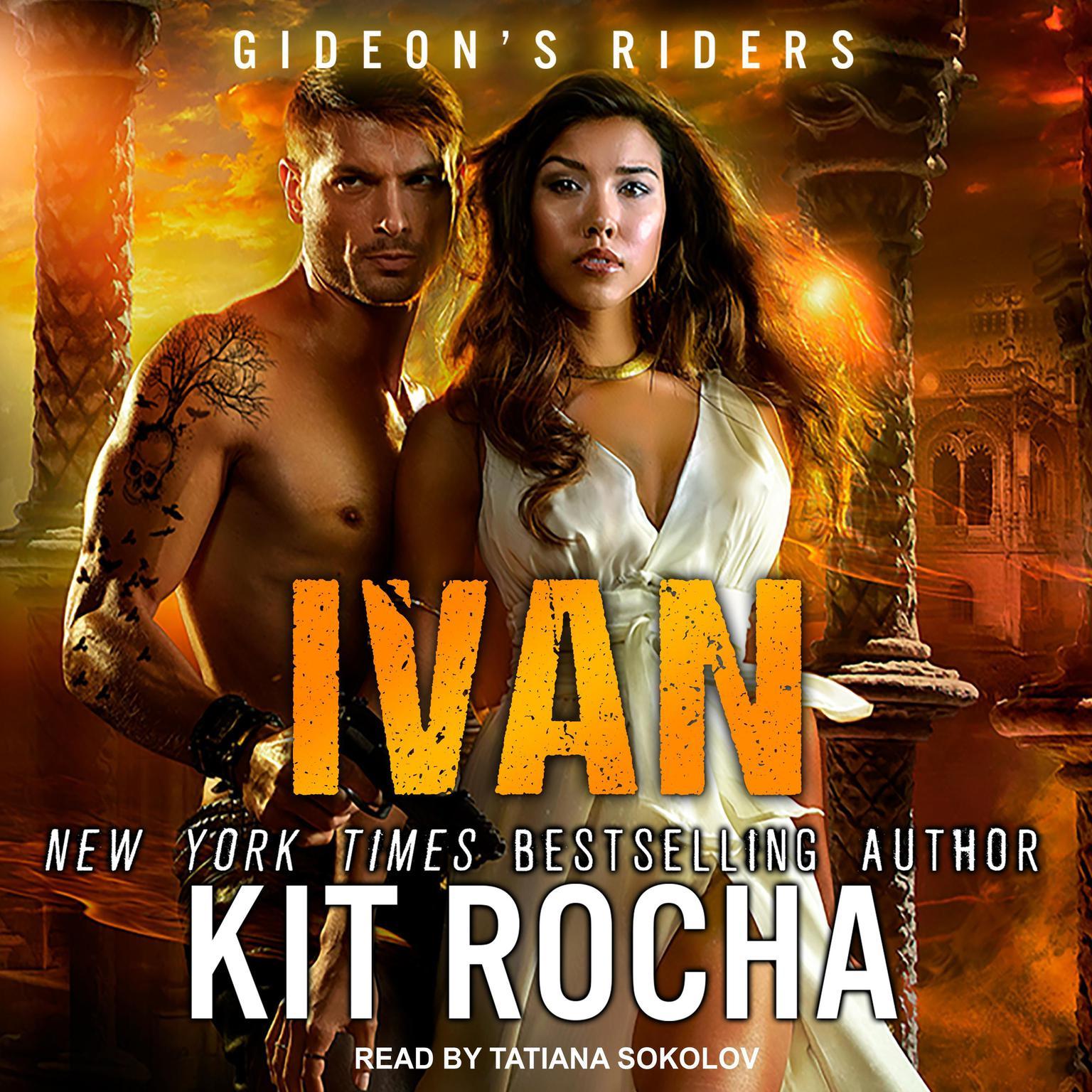 Printable Ivan Audiobook Cover Art