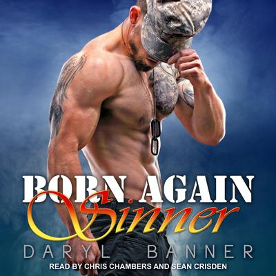 Born Again Sinner Audiobook, by Daryl Banner