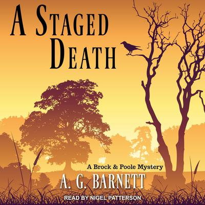 A Staged Death Audiobook, by A.G. Barnett