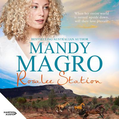 Rosalee Station Audiobook, by Mandy Magro
