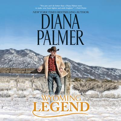 Wyoming Legend Audiobook, by Diana Palmer