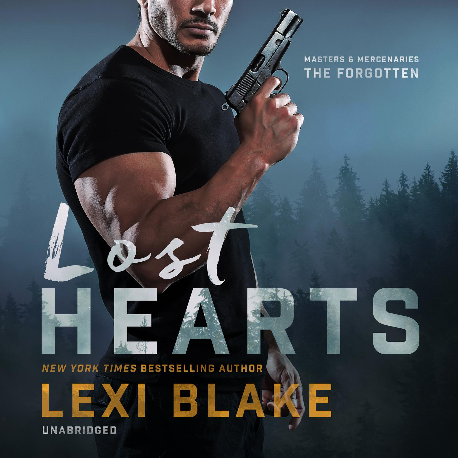 Printable Lost Hearts Audiobook Cover Art