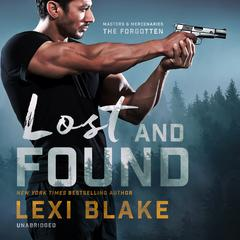 Lost and Found Audiobook, by Lexi Blake