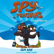 Spy Penguins Audiobook, by Author Info Added Soon